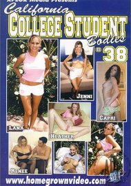 California College Student Bodies #38 Porn Movie