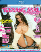 Teenage Anal Princess #8 Blu-ray