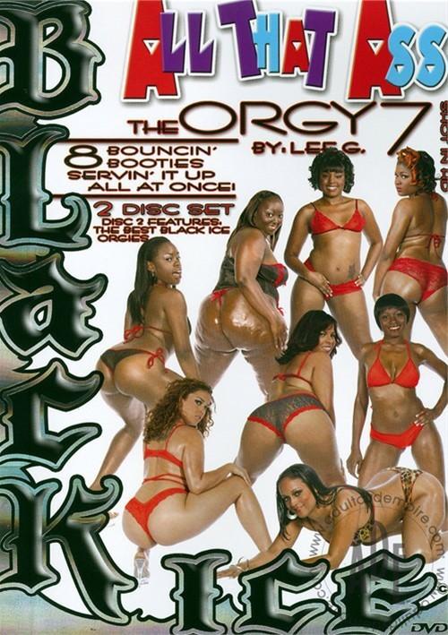 All that ass orgy