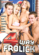 4 Way Frolick Porn Movie