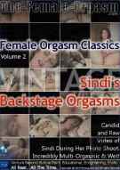 Femorg: Female Orgasm Classics: Volume 2 - Sindi's Backstage Orgasms Porn Video