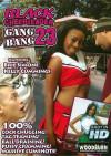 Black Cheerleader Gang Bang 23 Boxcover