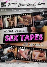 James Deen's Sex Tapes: Off Set Sex 2 Porn Video
