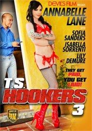 T.S. Hookers 3 4K HD porn video from Devil's Film.