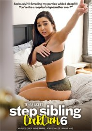 Step Sibling Coercion 6 porn DVD shot in HD.