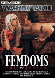 Femdoms: Trio Of Terror Movie