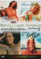 Barely Legal Classics #2 (4 Pack) Porn Movie