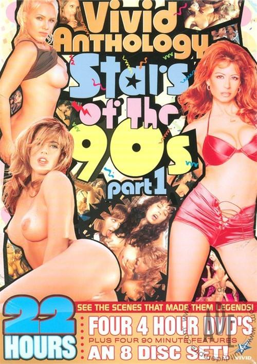 Vivid Anthology: Stars of the 90s Part 1