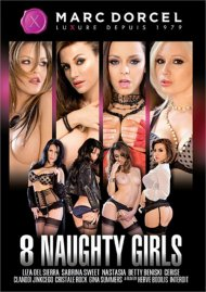 8 Naughty Girls Porn Movie