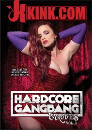 Hardcore Gangbang Parodies Vol. 1 streaming porn video from Kink.
