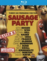 Sausage Party Blu-ray Movie