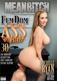 FemDom Ass Worship 30 DVD porn movie.