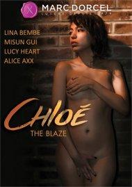 Chloe, The Blaze porn video from Marc Dorcel.