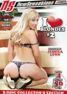 I Love Blondes #2 Porn Video