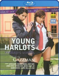Young Harlots: Finishing School Blu-ray Porn Movie