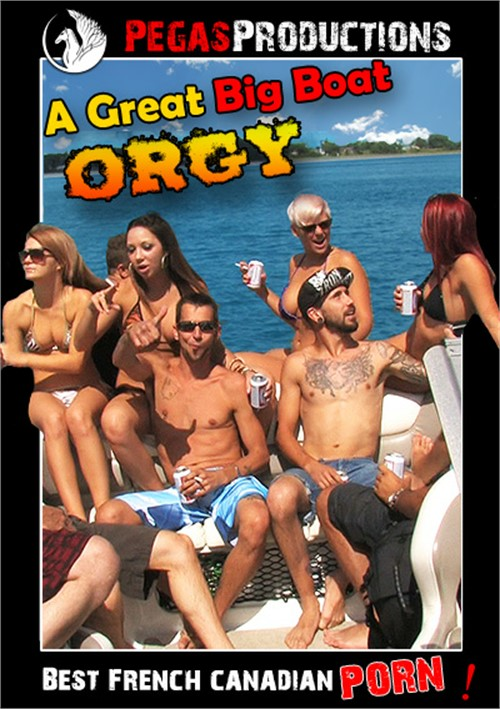 Boat orgy sex