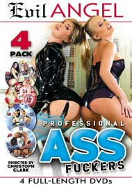 Professional Ass Fuckers 4-Pack Porn Movie