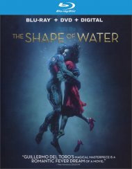 Shape of Water, The (Blu-ray + DVD + Digital HD) Blu-ray Movie