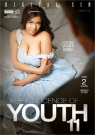 Innocence Of Youth Vol. 11 porn DVD from Digital Sin.