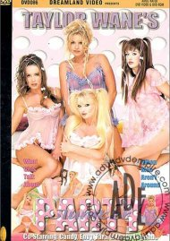 Taylor Wanes: Slumber Party Porn Movie