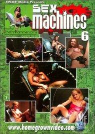 Sex Machines 6 Porn Movie