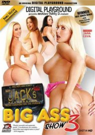 Jack's Playground: Big Ass Show 3 Porn Video