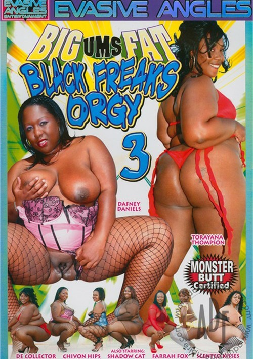 Black nasty huge ass fucking video