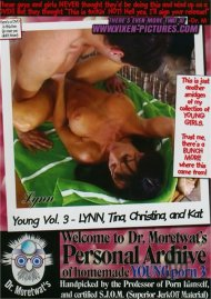 Dr. Moretwat's Homemade Porno: Young Vol. 3 Porn Video