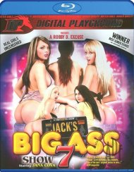 Jacks Playground: Big Ass Show 7 Blu-ray Porn Movie