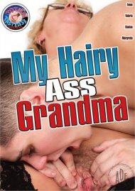 My Hairy Ass Grandma Porn Movie