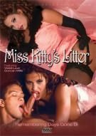 Miss Kitty's Litter Porn Video