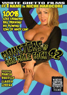Monsters Of She-Male Cock 42 Porn Movie