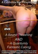 A Sound Thrashing and A Quantumly Fantastic Caning Porn Video