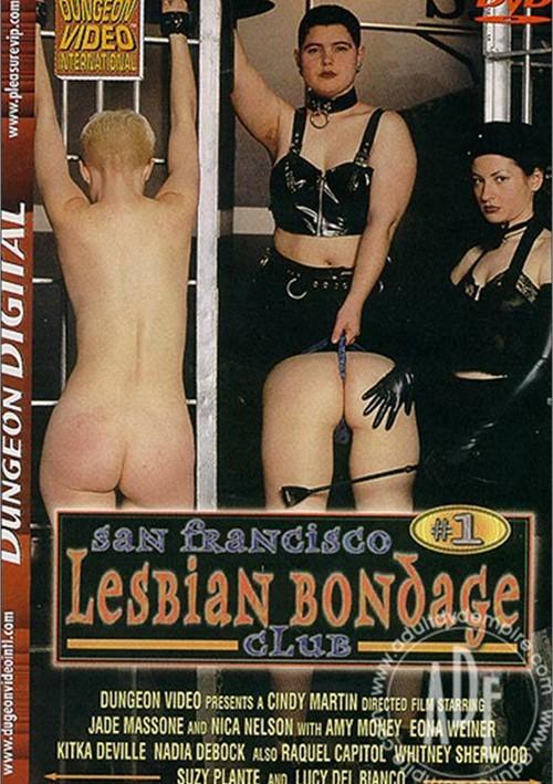 San francisco bondage club