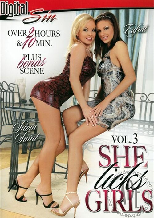 She Licks Girls #3