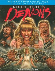 Night Of The Demons (Blu-ray + DVD Combo) Blu-ray Movie
