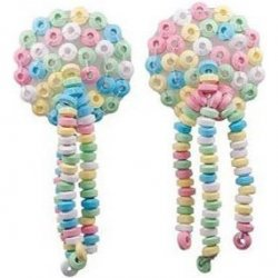 Tasty and Titillating Candy Nipple Tassels Sex Toy