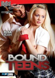 Bound Teens exclusive porn DVD from Digital Sin.