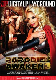 Parodies Awaken 3 DVD porn movie from Digital Playground.