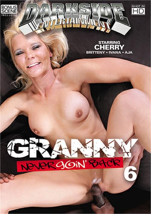 Granny Never Going Back 6 Darkside Ent. Aja Cherry (IV)
