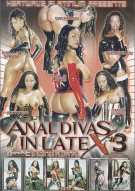 Anal Divas in Latex 3 Porn Video