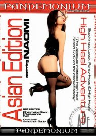 Asian Edition High Heel Adventure Porn Video