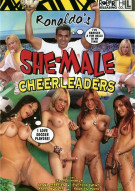 Ronaldos She-Male Cheerleaders Porn Movie