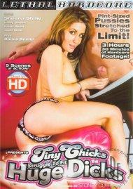 Tiny Chicks Struggle To Fit Huge Dicks Porn Movie