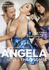 Angela Loves Threesomes Movie