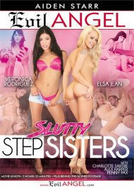 Slutty Stepsisters HD porn video from Evil Angel.