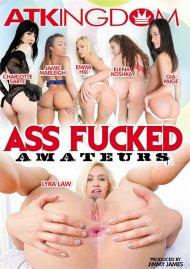 ATK Ass Fucked Amateurs Porn Video
