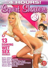 Squirt Showers 3 Porn Movie