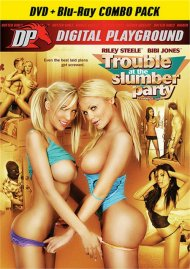 Trouble At The Slumber Party (DVD + Blu-ray Combo) Porn Movie