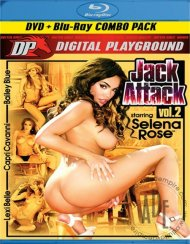 Jack Attack Vol. 2 (DVD + Blu-ray Combo) Blu-ray Movie
